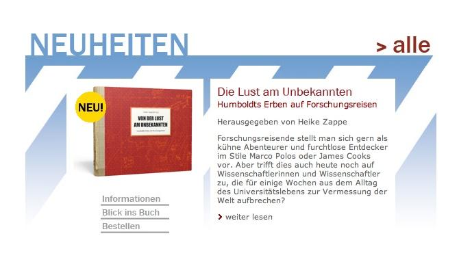 Panama Verlag Neu