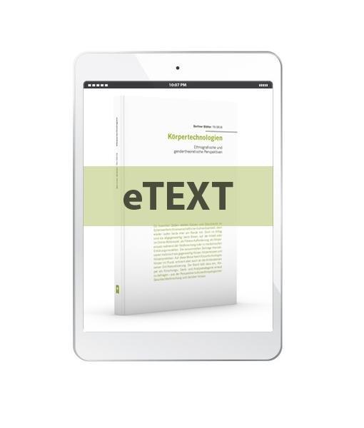 e-etext-technologien