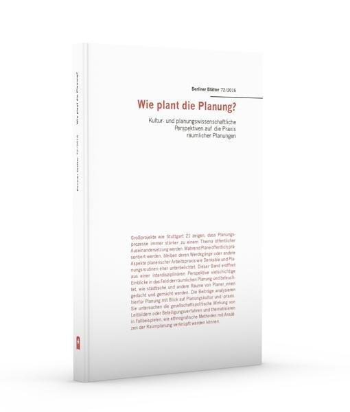 wie plant die Planung